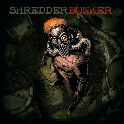 Shredder - Bunker (2018)