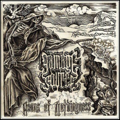Damage Source - Aeons Of Nothingness (2018)