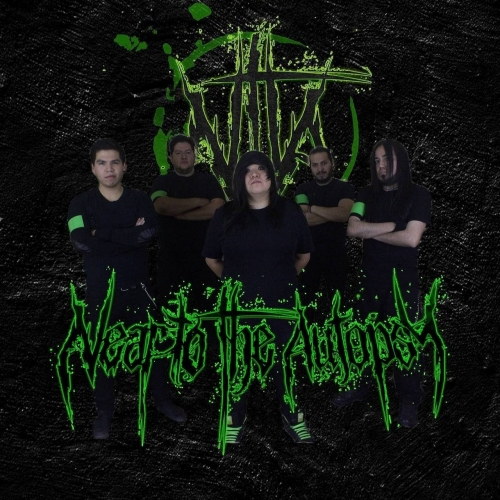 Near to the Autopsy - Near to the Autopsy (2019)