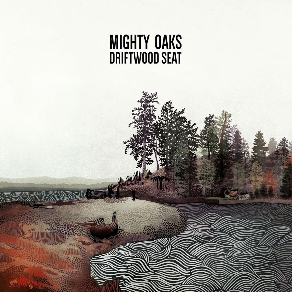 Mighty Oaks - Driftwood Seat (2019)