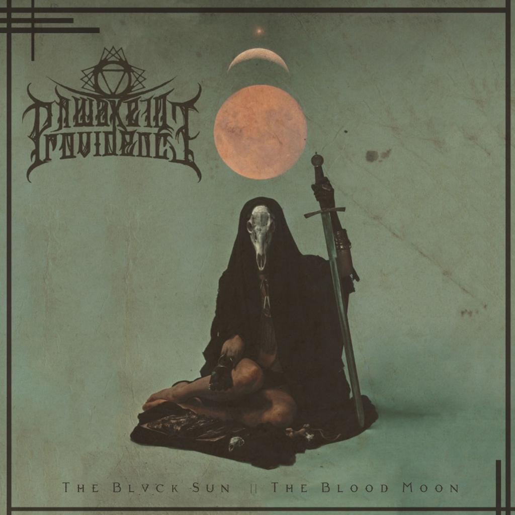 A Wake in Providence - The Blvck Sun The Blood Moon (2019)