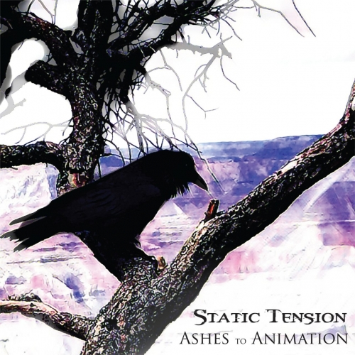 Static Tension - Ashes to Animation (2019)