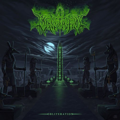 Blade of Horus - Obliteration (Limited Edition 2CD) (2018)
