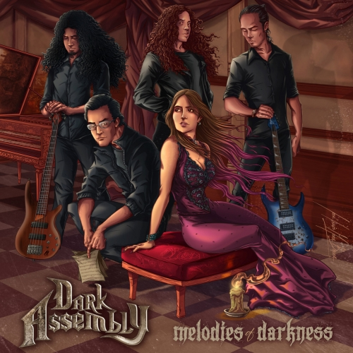Dark Assembly - Melodies Of Darkness (2019)