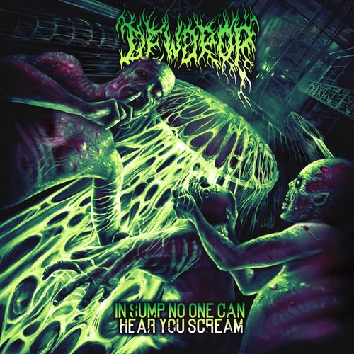 DEWDROP - In Sump No One Can Hear You Scream (2019)