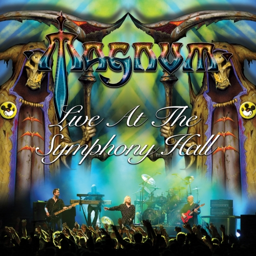 Magnum - Live at the Symphony Hall (2019)