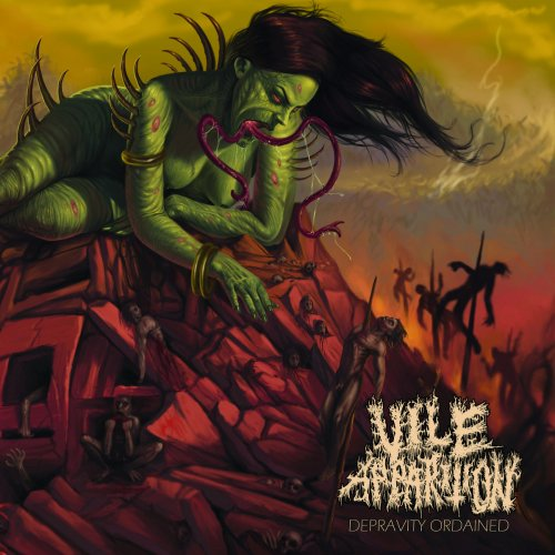 Vile Apparition - Depravity Ordained (2019)