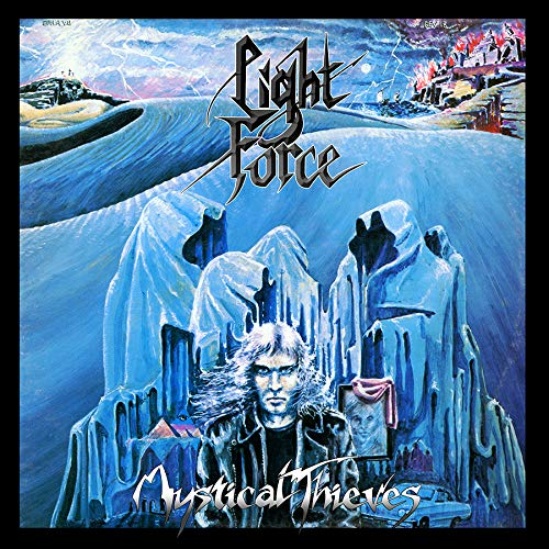 Lightforce - Mystical Thieves (Reissue) (2019)