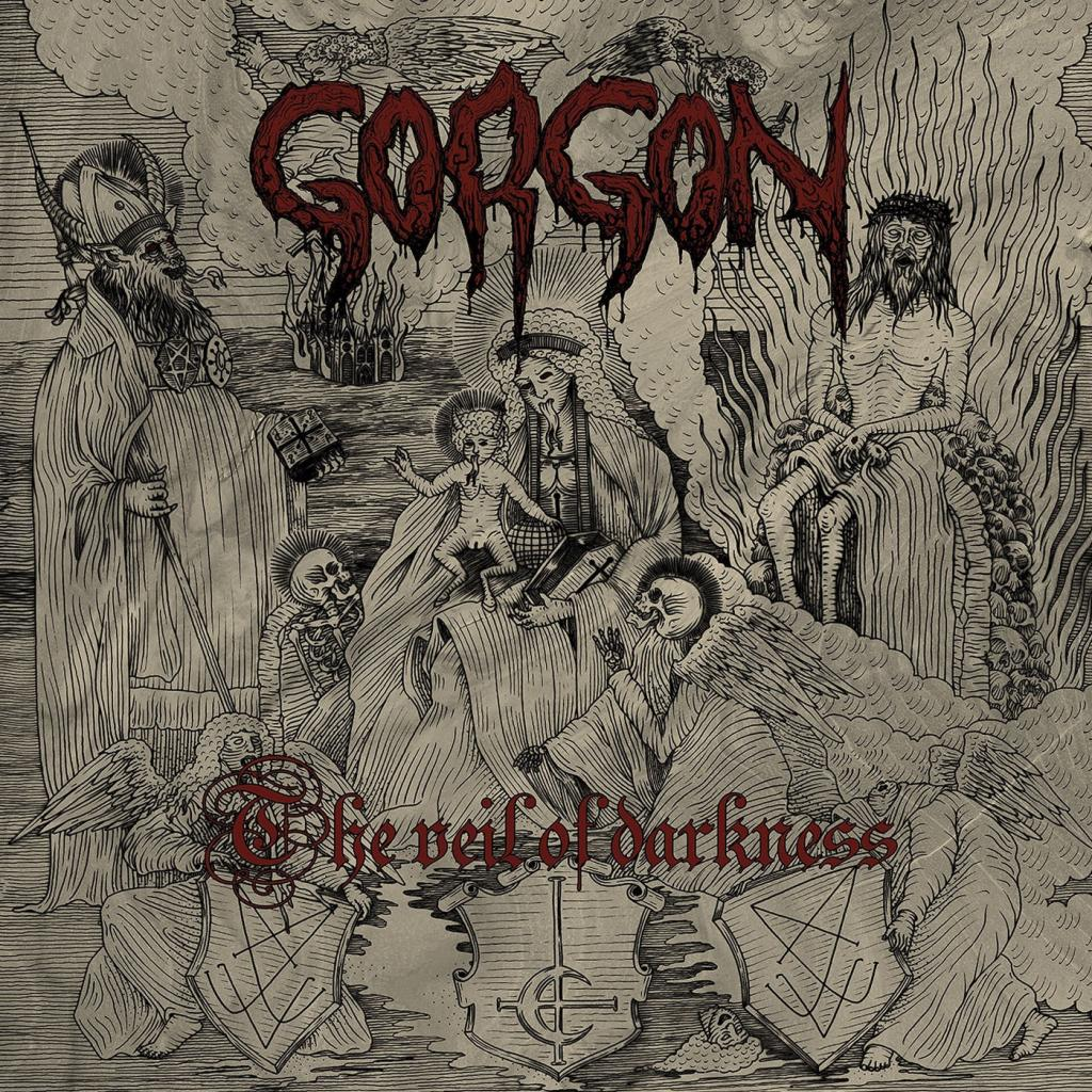 Gorgon - The Veil of Darkness (2019)