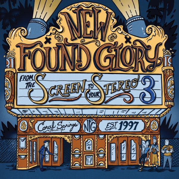 New Found Glory - From The Screen To Your Stereo 3 (2019)