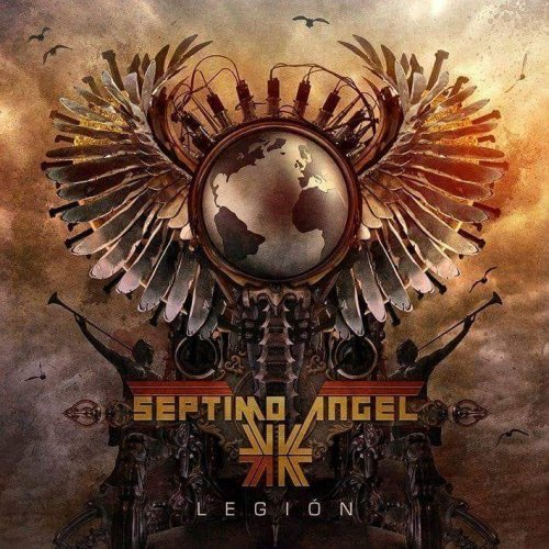 Septimo Angel - Legion (2018)