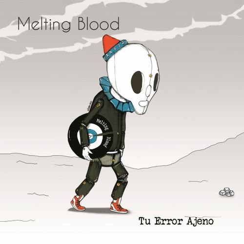 Melting Blood - Tu Error Ajeno (2019)