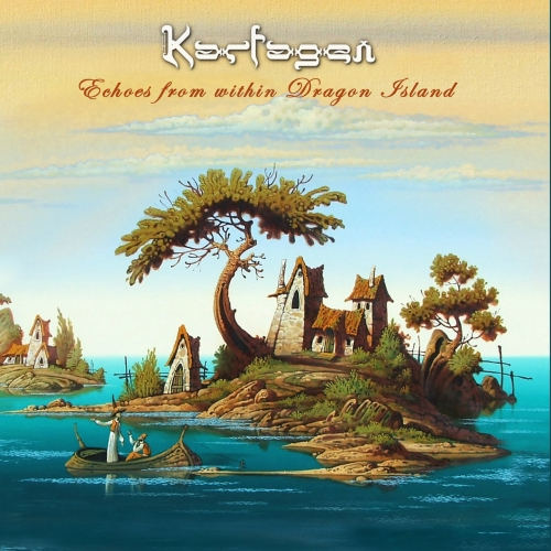 Karfagen - Echoes from Within Dragon Island (2019)