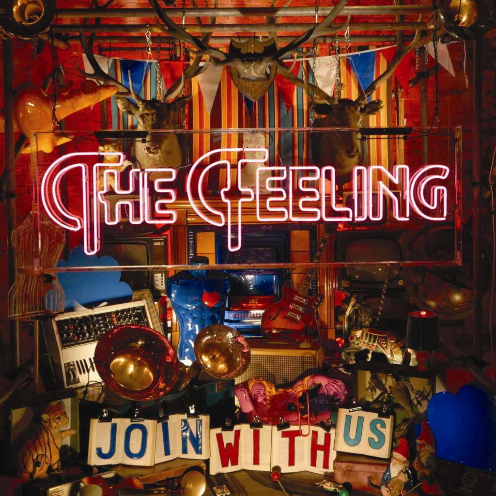 The Feeling - Join With Us (2019)