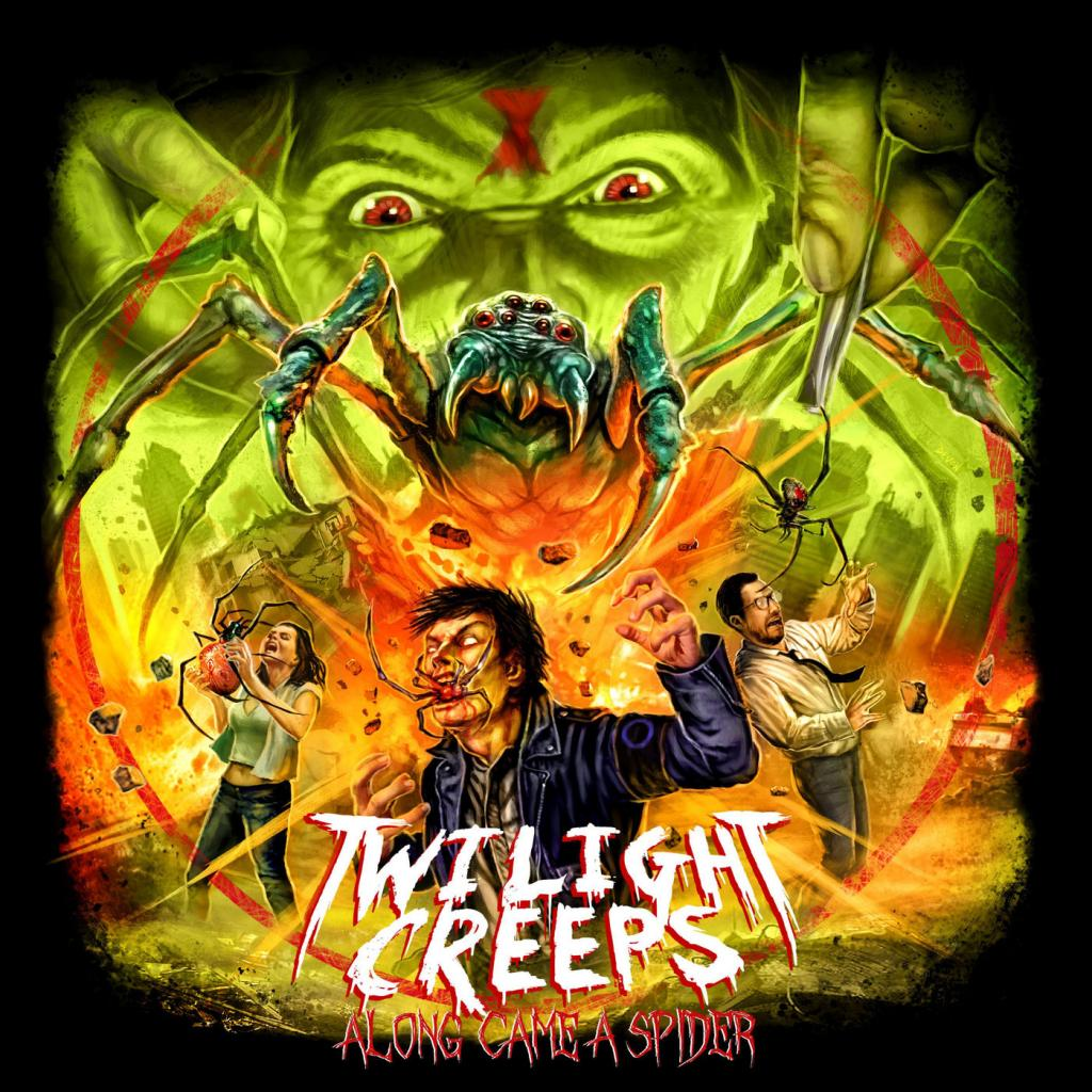 Twilight Creeps - Along Came a Spider (2019)