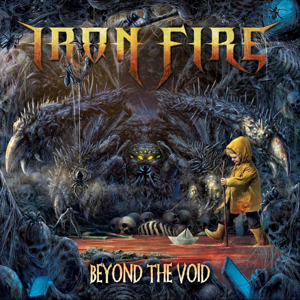 Iron Fire - Beyond the Void (2019)