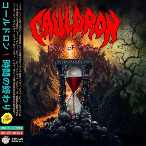 Cauldron – End Of Time (Japanese Edition) (2019) (Compilation)