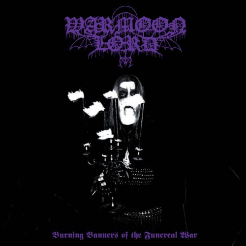 Warmoon Lord - Burning Banners Of The Funereal War (2019)
