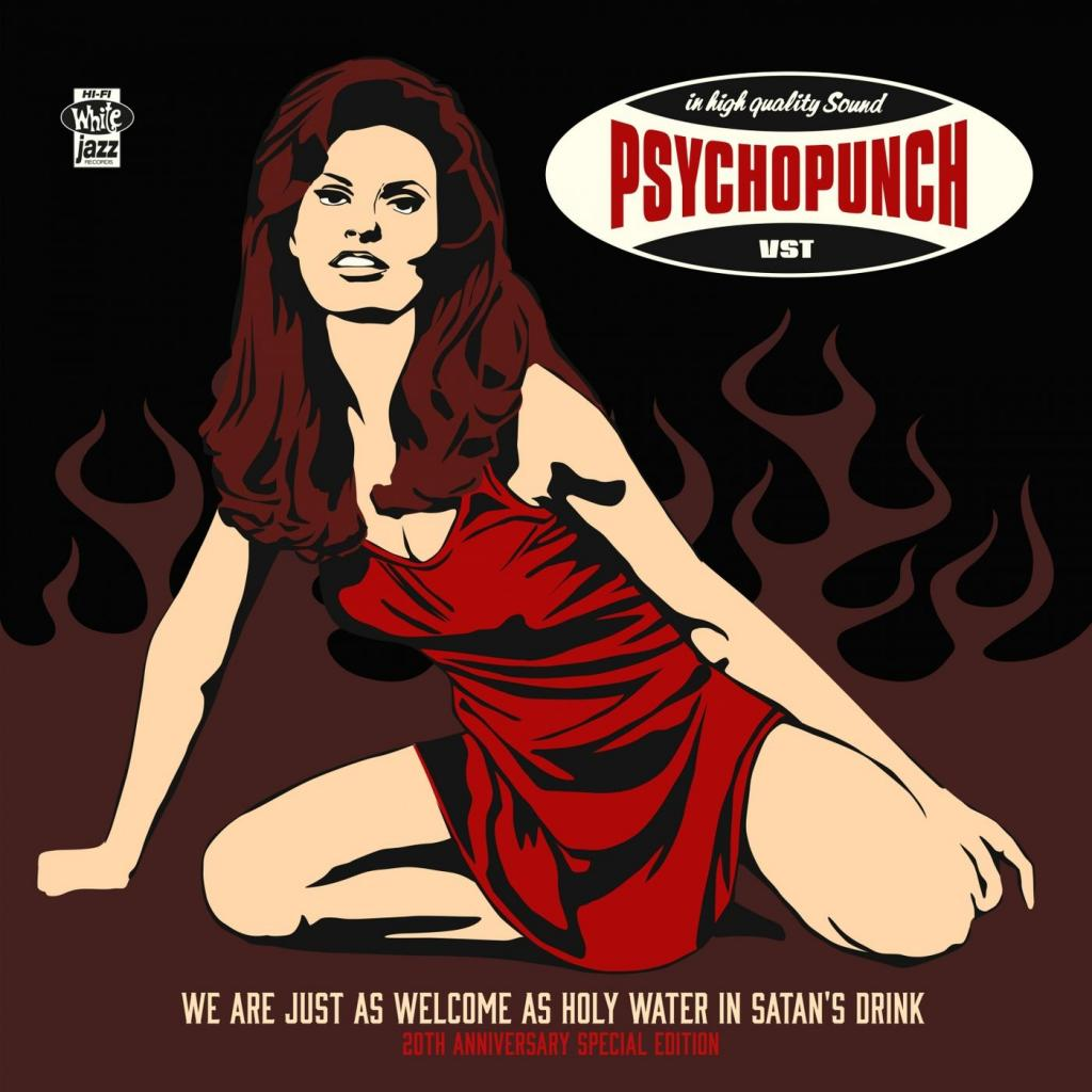 Psychopunch - WAJAWAHWISD (20th Anniversary Special Edition) (2019)