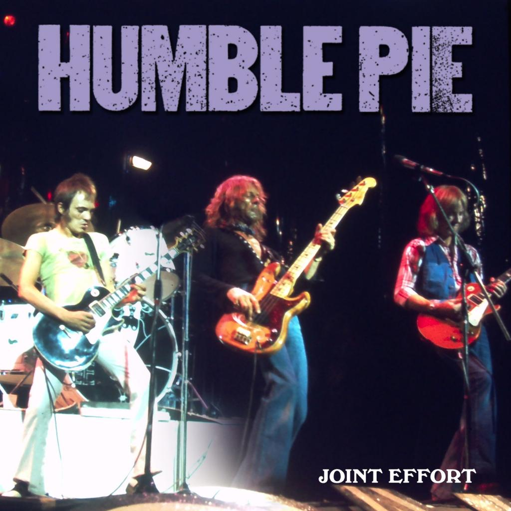 Humble Pie - Joint Effort (2019)