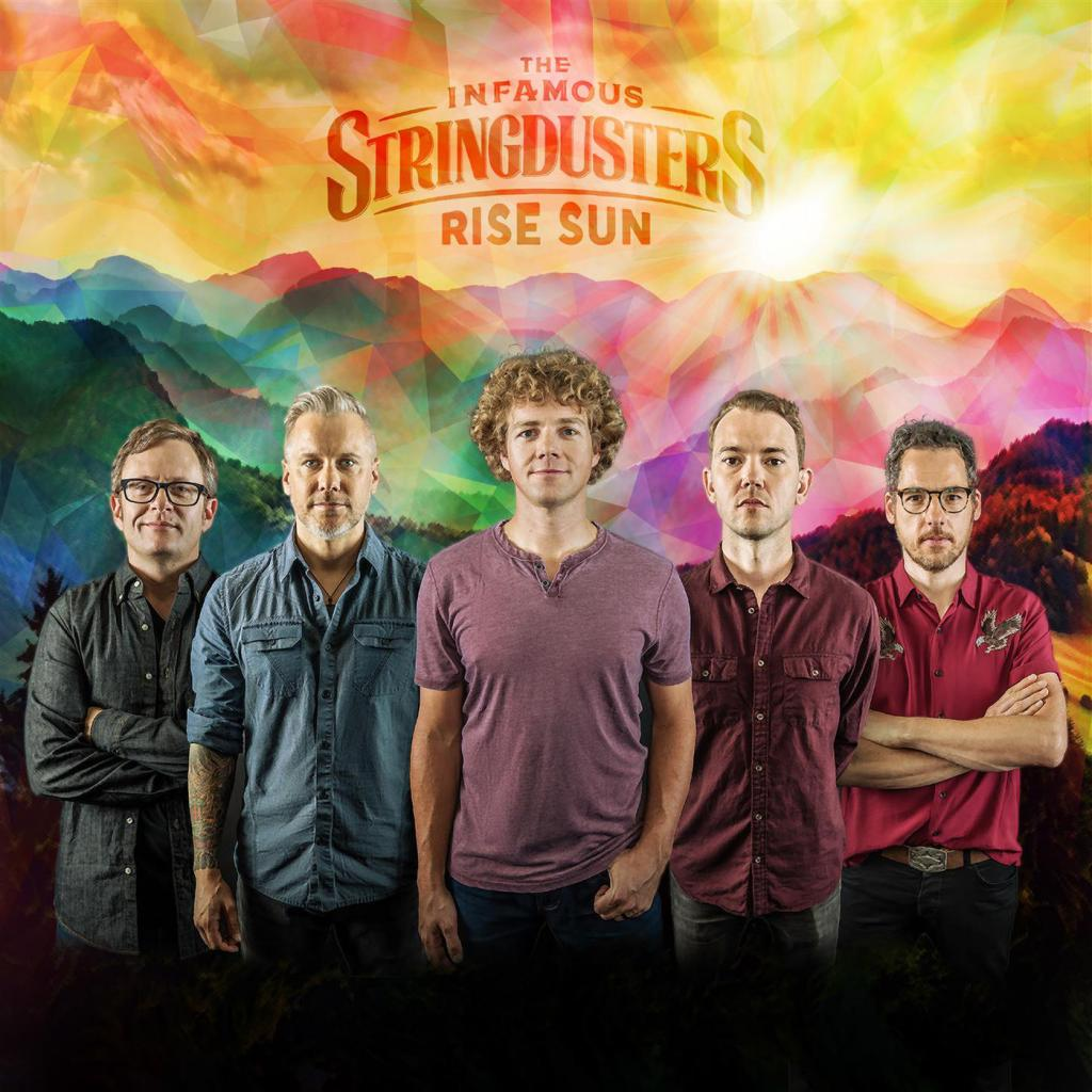 The Infamous Stringdusters - Rise Sun (2019)