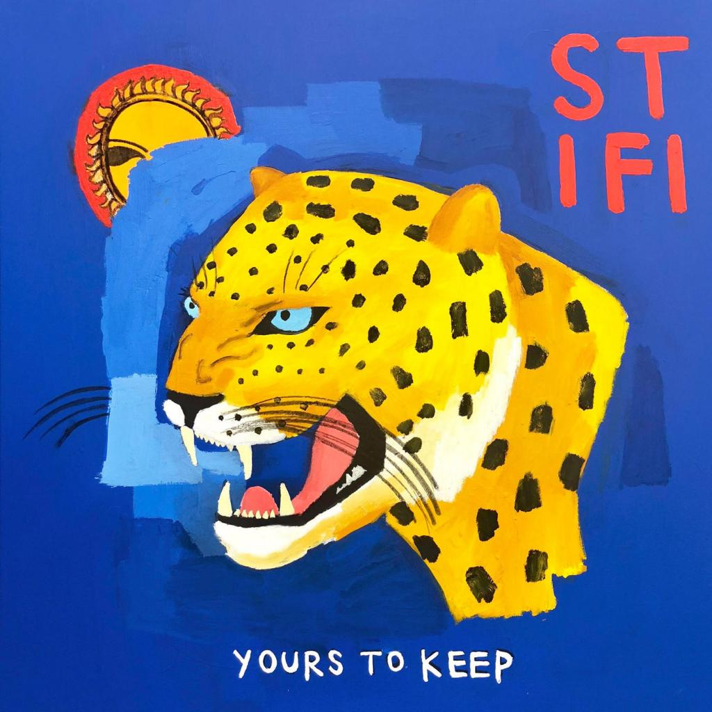 Sticky Fingers - Yours To Keep (2019)