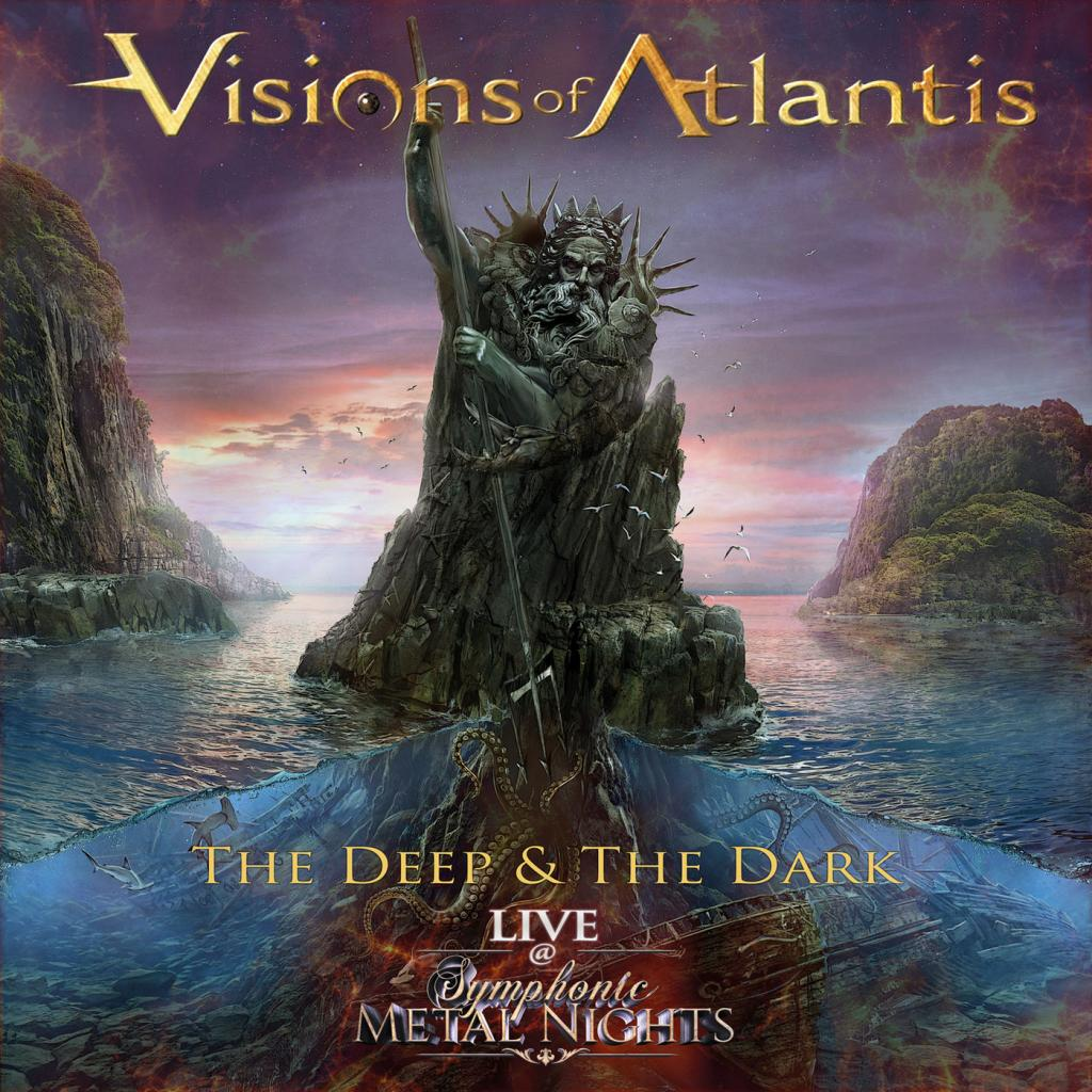 Visions of Atlantis - The Deep & the Dark: Live @ Symphonic Metal Nights (2019)