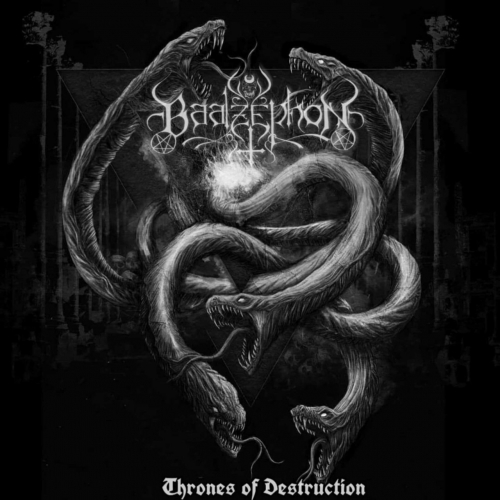 Baalzephon - Thrones of Destruction (2019)