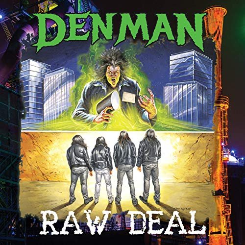 Denman - Raw Deal (2019)