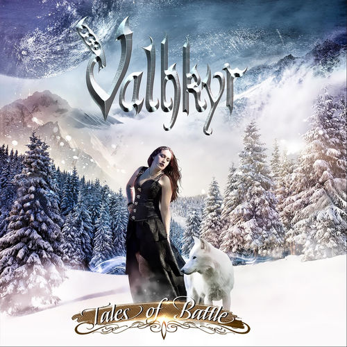 Valhkyr - Tales of Battle (2019)