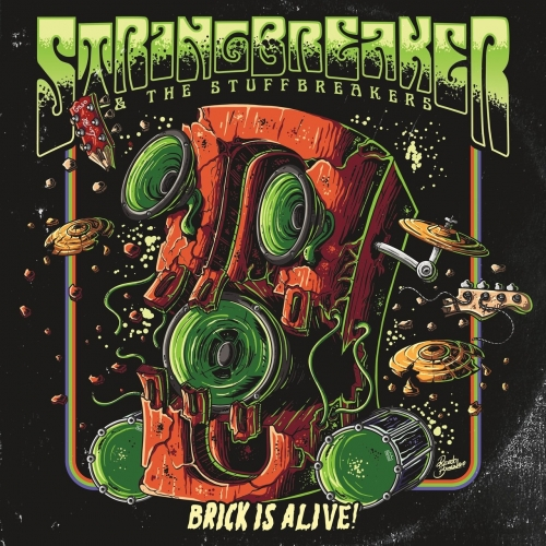 StringBreaker - Brick Is Alive (2019)