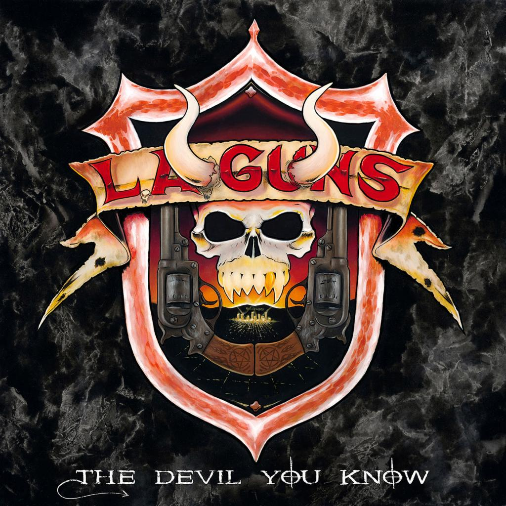 L.A. Guns - The Devil You Know (2019)